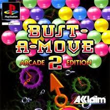 Bust-A-Move 2 Arcade Edition per PlayStation