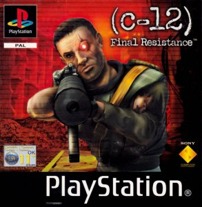 C-12: Final Resistance per PlayStation
