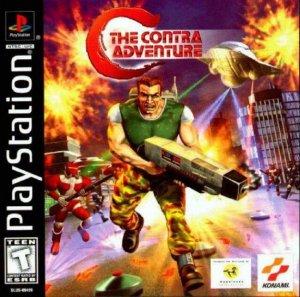 C: The Contra Adventure per PlayStation