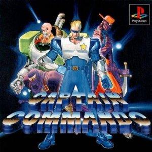 Captain Commando per PlayStation