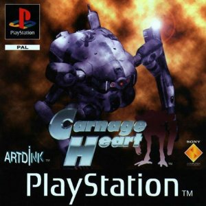 Carnage Heart per PlayStation