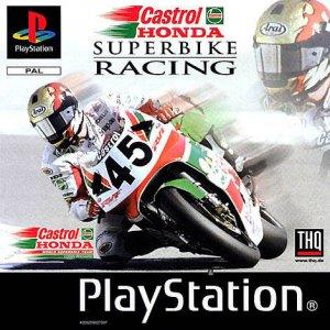 Castrol Honda Superbike per PlayStation