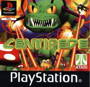 Centipede per PlayStation