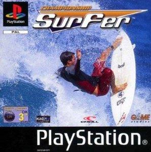 Championship Surfer per PlayStation