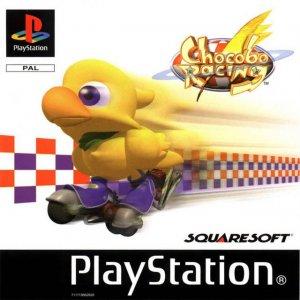 Chocobo Racing per PlayStation