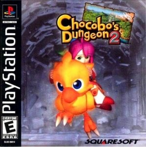 Chocobo's Dungeon 2 per PlayStation