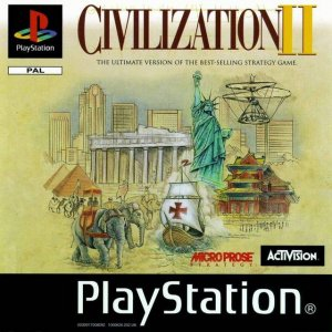 Civilization II per PlayStation