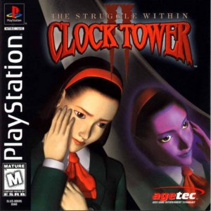Clock Tower II: The Struggle Within per PlayStation