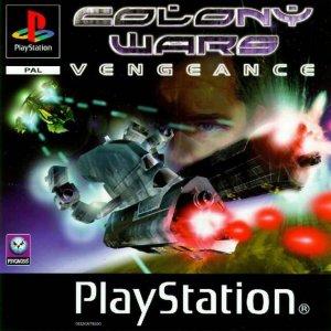 Colony Wars: Vengeance per PlayStation