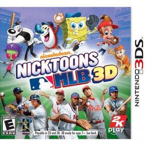 Nicktoons MLB per Nintendo 3DS