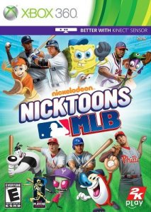 Nicktoons MLB per Xbox 360