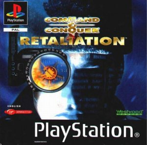 Command & Conquer: Red Alert: Retaliation per PlayStation