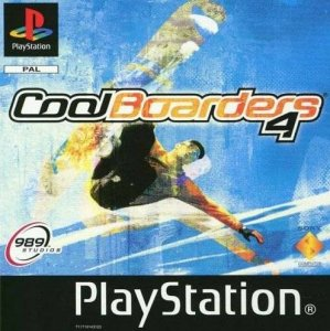 Cool Boarders 4 per PlayStation