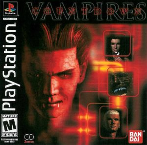 Countdown Vampires per PlayStation