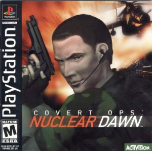 Covert Ops: Nuclear Dawn per PlayStation