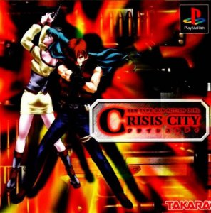Crisis City per PlayStation