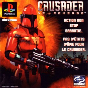 Crusader: No Remorse per PlayStation