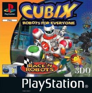 Cubix per PlayStation