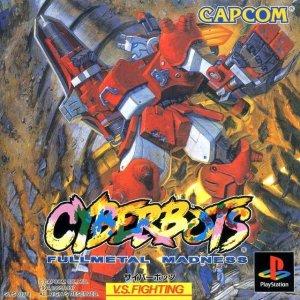 Cyberbots: Full Metal Madness per PlayStation