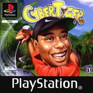 CyberTiger per PlayStation