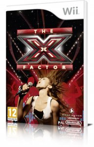 X Factor per Nintendo Wii