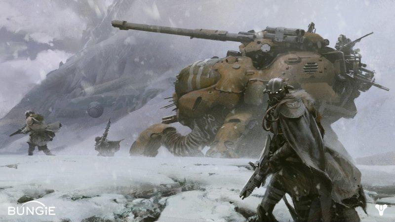 Spuntano immagini e dettagli su Destiny, il nuovo titolo sviluppato da Bungie