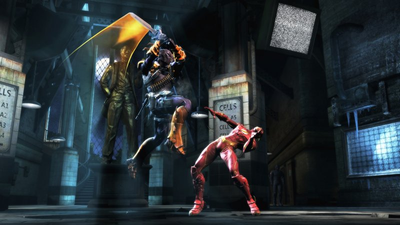 Sfida finale tra supereroi