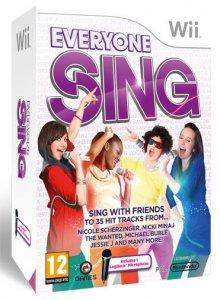 Everyone Sing per Nintendo Wii