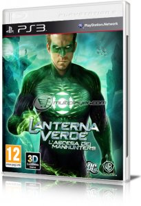 Lanterna Verde: L'Ascesa dei Manhunters per PlayStation 3