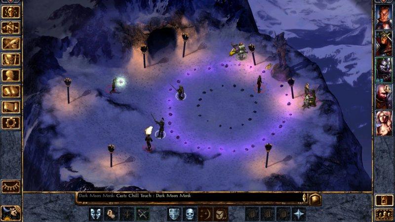 La Soluzione di Baldur's Gate: Enhanced Edition