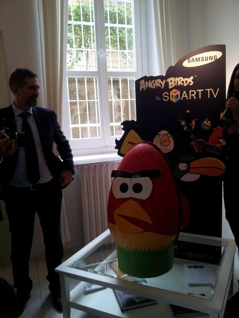 Angry Birds su Smart TV