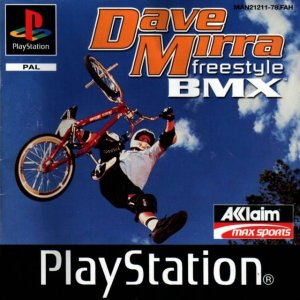 Dave Mirra Freestyle Bmx per PlayStation