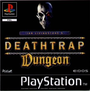 Deathtrap Dungeon per PlayStation