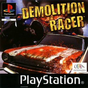 Demolition Racer per PlayStation