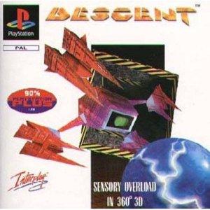 Descent per PlayStation