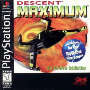 Descent Maximum per PlayStation