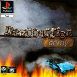 Destruction Derby per PlayStation