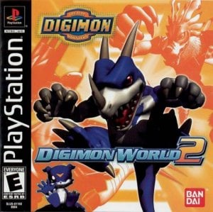 Digimon World 2 per PlayStation