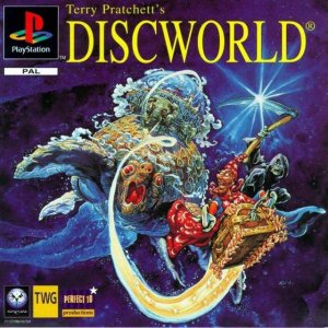 Discworld per PlayStation