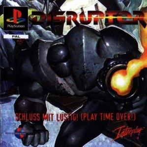 Disruptor per PlayStation