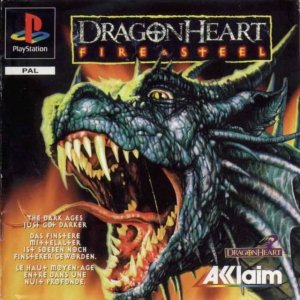 DragonHeart: Fire & Steel per PlayStation