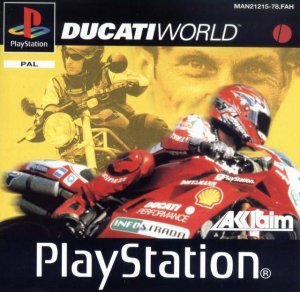 Ducati World Racing Challenge per PlayStation