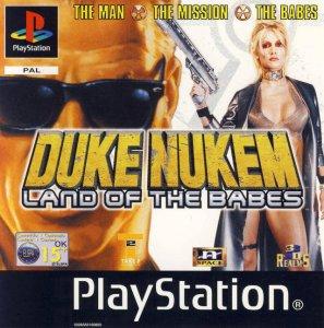 Duke Nukem: Land of the Babes per PlayStation