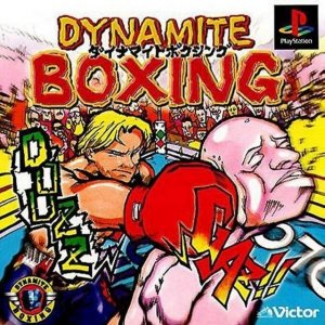 Dynamite Boxing per PlayStation