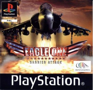 Eagle One: Harrier Attack per PlayStation