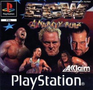 ECW Anarchy Rulz per PlayStation