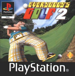Everybody's Golf 2 per PlayStation
