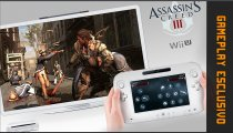 Assassin's Creed III - Gameplay Wii U