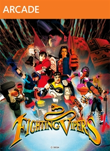 Fighting Vipers per Xbox 360