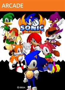 Sonic The Fighters per Xbox 360